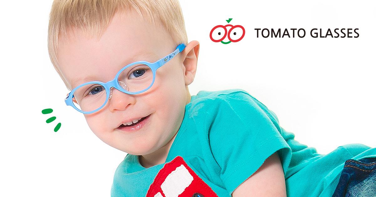 Tomato Glasses, We make glasses frame for kids, baby and toddler.